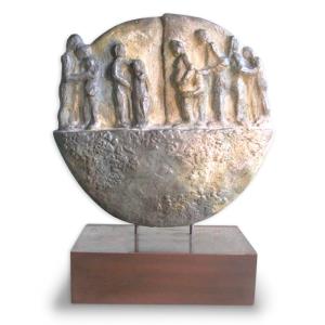 Escultura Mundo