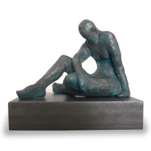 Escultura El Descanso