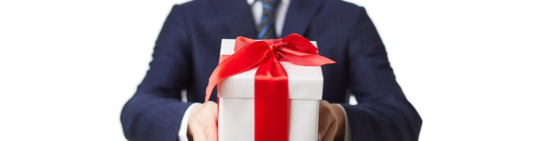 ¿Cuáles son los mejores regalos corporativos?